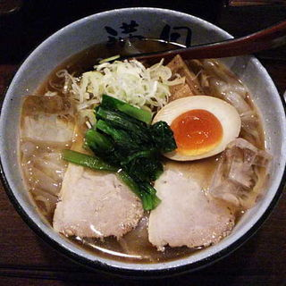 冷やしワンタンメン(満月 仙台定禅寺店 )