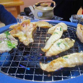 焼きフグ(漁師の宿 なかい )