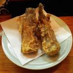 幻魚の天ぷら(漁火 (いさりび))