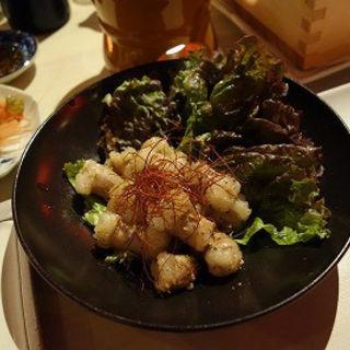 ホルモン焼(炙)