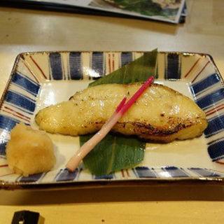 メロの西京焼き(炙 (Aburi))