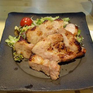 三元豚の西京焼き(炙 (Aburi))