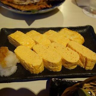 東京エッグだし巻き卵(炙 (Aburi))
