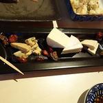 自家製味噌チーズ
