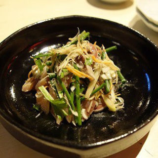 鰯タタキ(炙)