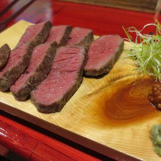もも肉の肉塊焼(ハーフ)