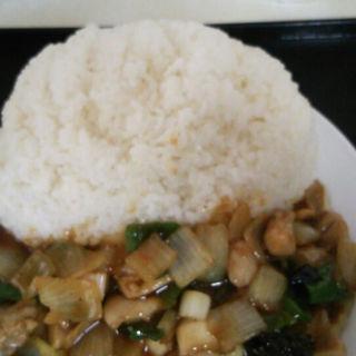 鶏肉の細切り炒め(点心飯店 )