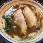かけ(烈志笑魚油 麺香房 三く)