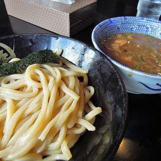 味噌豚骨つけ麺小(200g)(無鉄砲 つけ麺 無心 (むてっぽう つけめん むしん))