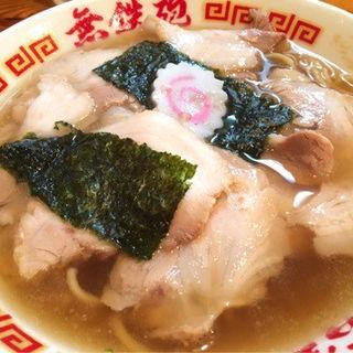 醤油ラーメン(無鉄砲 本店 (むてっぽう))