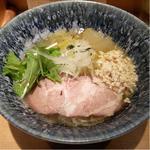 平戸産片口鰯煮干の淡麗冷し麺