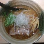 焼きあご塩らー麺(焼きあご塩らー麺 たかはし )
