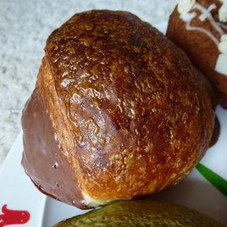 パンオショコラ(焼きたてパン 茶屋)
