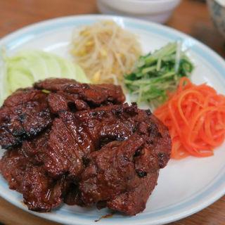 ハラミ定食(大)(焼肉 アイチャン )