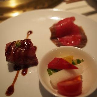 前菜(焼肉 433 )