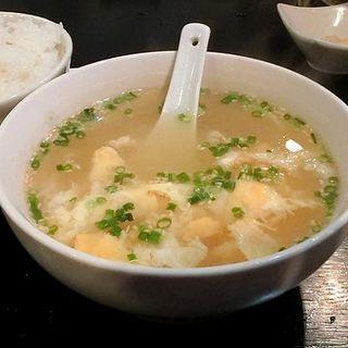 玉子スープ(焼肉 多牛 駅南店 (タギュウ))