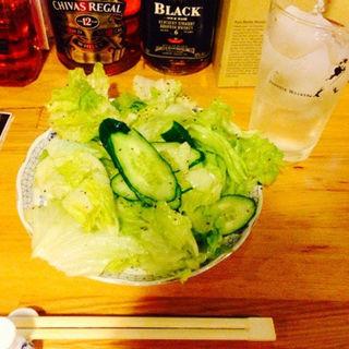 寿苑サラダ(石焼焼肉 寿苑 )