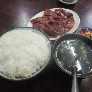 焼肉定食(焼肉・ホルモン・冷麺 杉)