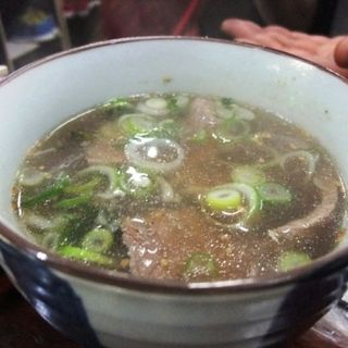 肉スープ(焼肉・ホルモン・冷麺 杉)