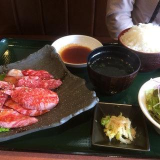カルビダブルランチ(焼肉ひまわり 三輪店(本店) )