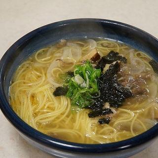 テールスープ麺(焼肉ぷらす )