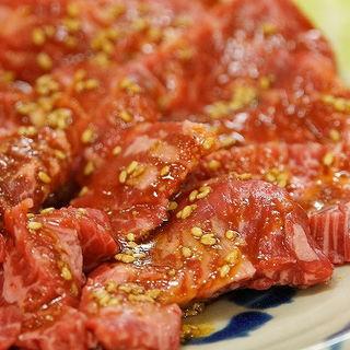 ハラミ(焼肉ぷらす )