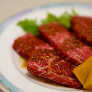 上ロース(焼肉ぷらす )