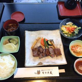 ステーキ(焼肉モリタ屋 )