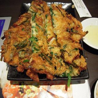 チヂミ(焼肉三松 )