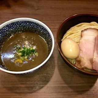味玉 特濃煮干しつけ麺(煮干しつけ麺 宮元 (みやもと))