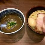 味玉 特濃煮干しつけ麺