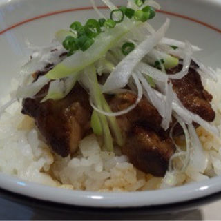 俺のフォアグラ丼(煮干し中華そば一燈 (イットウ))