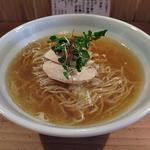 煮干そば(煮干そば 藍 (ニボシソバ アイ))