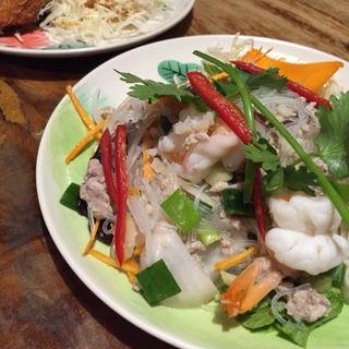■ヤムウンセン(春雨サラダ)(熱帯食堂 (ネッタイショクドウ))