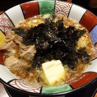岩のりバター醤油ラーメン(燎原 (リョウゲン))