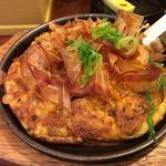 牡蠣のお好み焼き 岡山スタイル