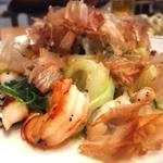 牡蠣炒め(牡蠣 やまと )
