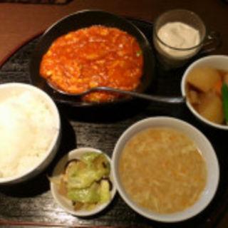 海老と卵のチリソース(猪八戒の台所)