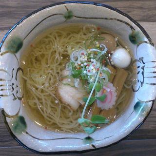 お茶燻製麺(玉響 西尾店 (たまゆら))