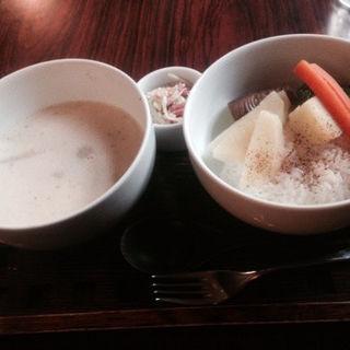 カレー(珈琲ぶりこ (コーヒー ブリコ))