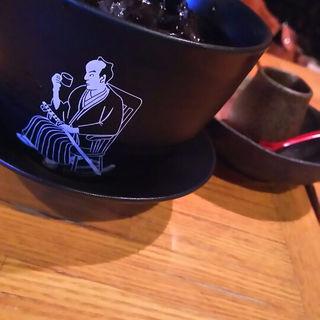 アイスコーヒー(珈琲道場 侍)