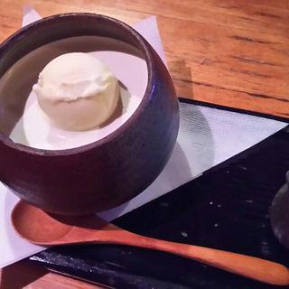 コーヒーゼリー(珈琲道場 侍)