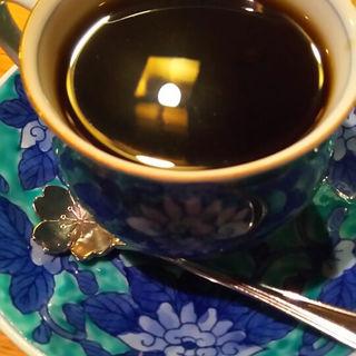 コーヒー(珈琲道場 侍)