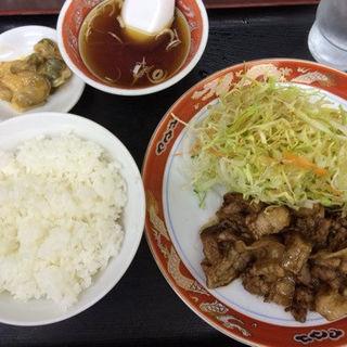 焼肉定食(珉味 )