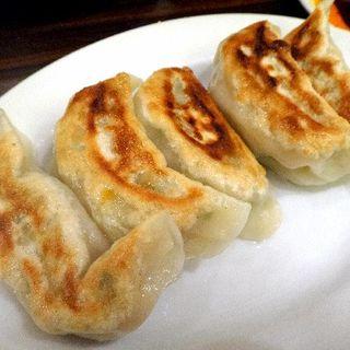 手造り焼餃子(珍味閣)