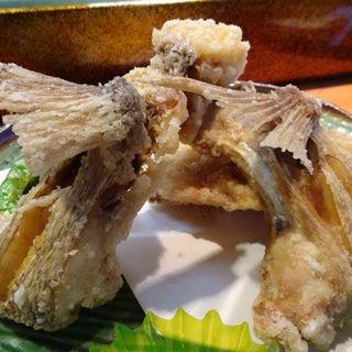 鯛の唐揚げ(瓢六 )