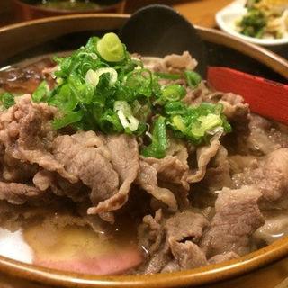 肉うどん(田吾作 )