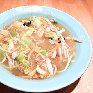 ダル麺(尼崎あんかけちゃんぽん)(星屋 (ホシヤ))