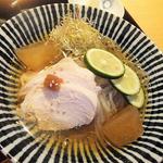 鳥心 冷麺
