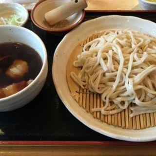 ブタ汁うどん(田舎うどんかもkyu (イナカウドンカモキュー))